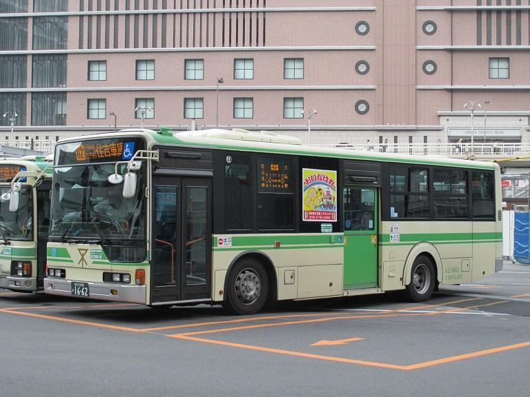 [2016年の夏][大阪市] 大阪市バス Phot1219