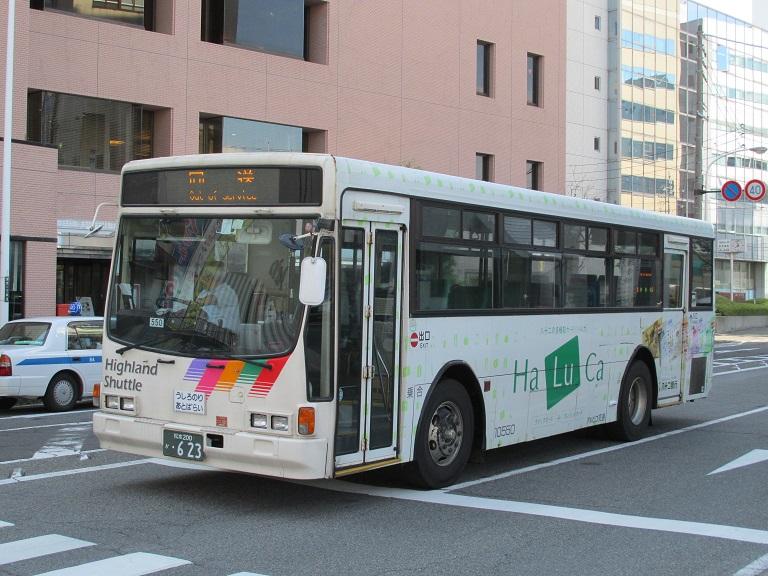 [2016年の夏][松本市] アルピコ交通 Photo389