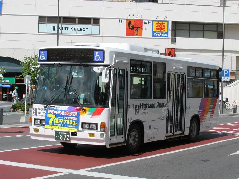 [2016年の夏][松本市] アルピコ交通 Photo394