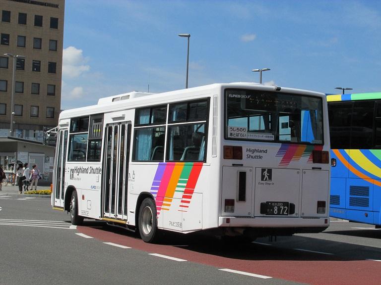 [2016年の夏][松本市] アルピコ交通 Photo395