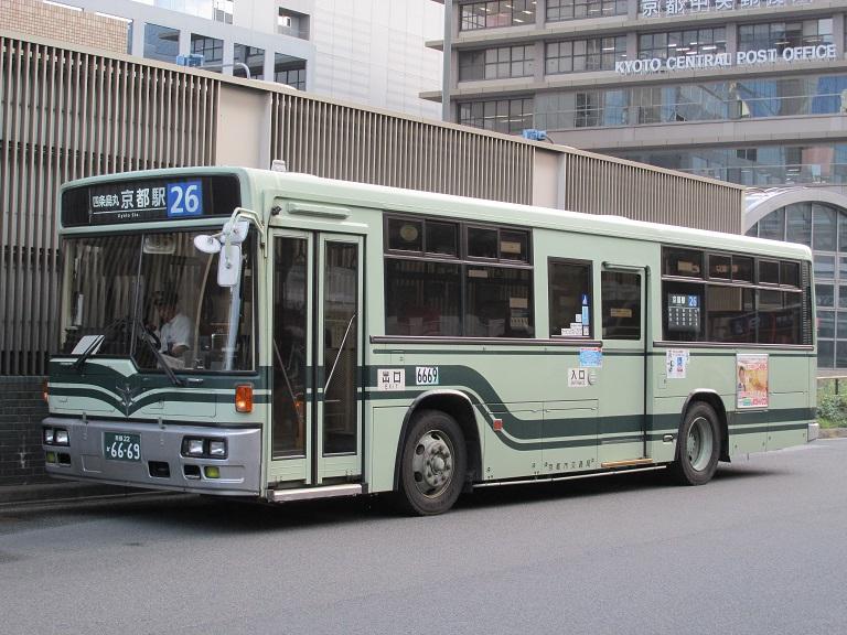 京都22か66-69 Photo719