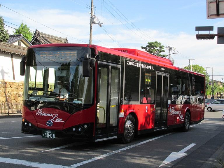 [2016年の夏][京都市] 京都急行バス Photo782