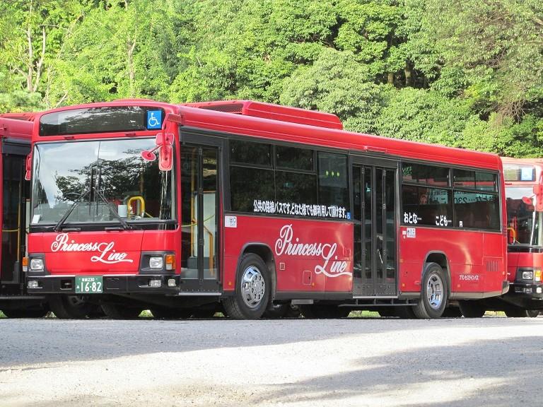 [2016年の夏][京都市] 京都急行バス Photo786