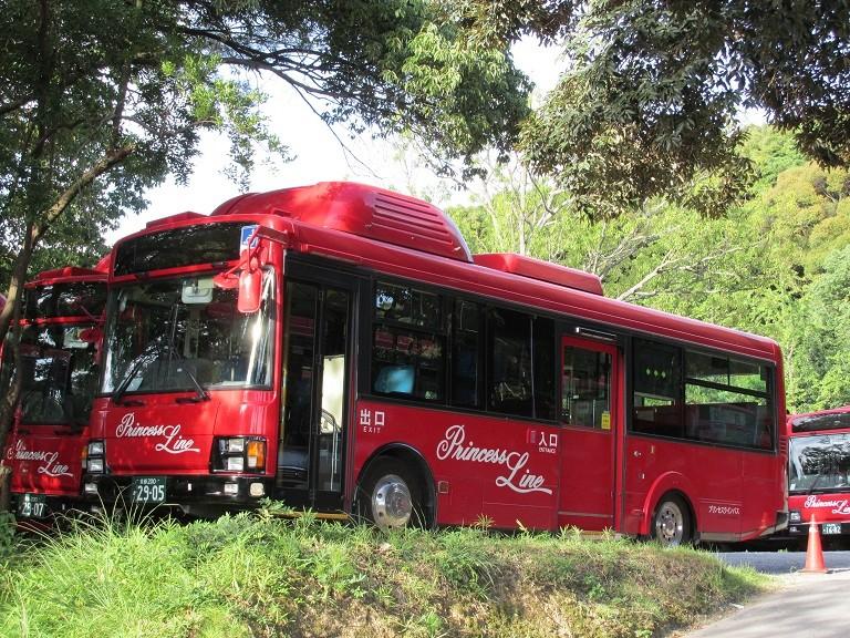 [2016年の夏][京都市] 京都急行バス Photo790