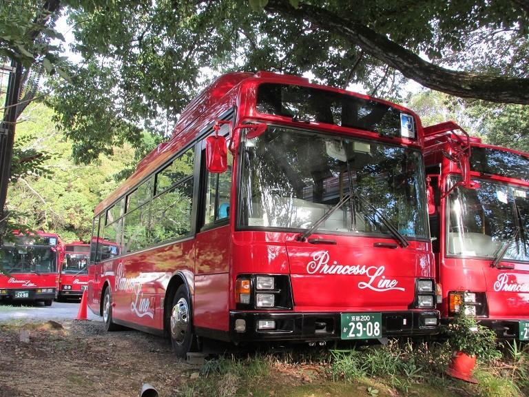 [2016年の夏][京都市] 京都急行バス Photo791