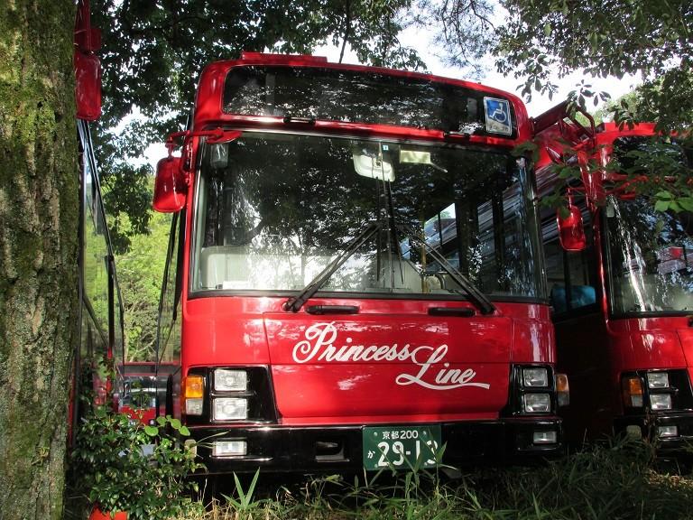 [2016年の夏][京都市] 京都急行バス Photo794