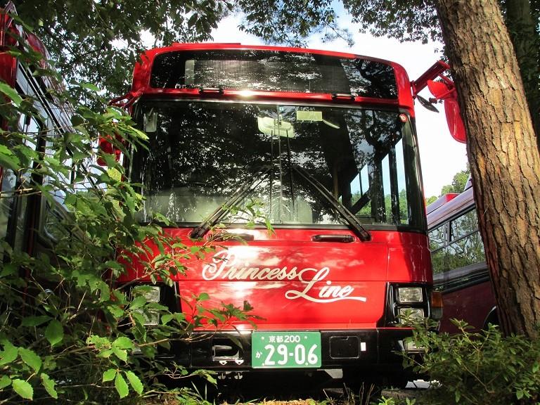 [2016年の夏][京都市] 京都急行バス Photo795