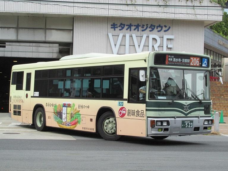 京都200か・523 Photo911