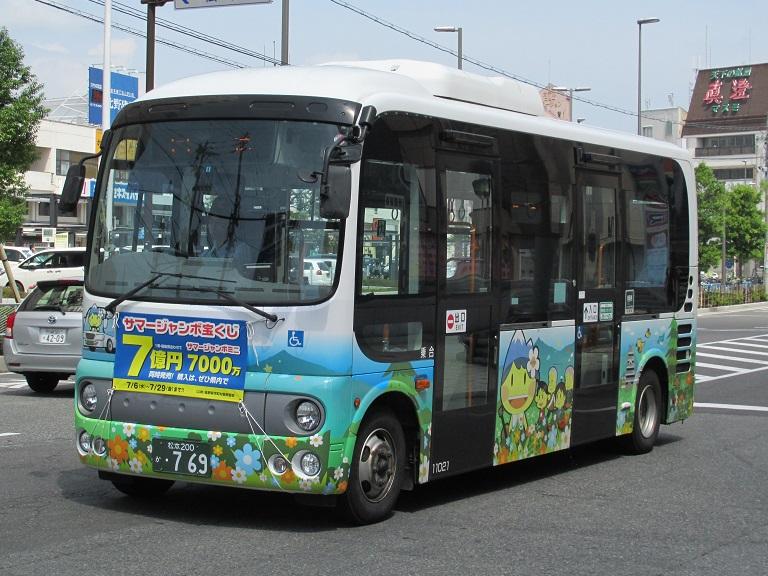 [2016年の夏][松本市] アルピコ交通 Photo993