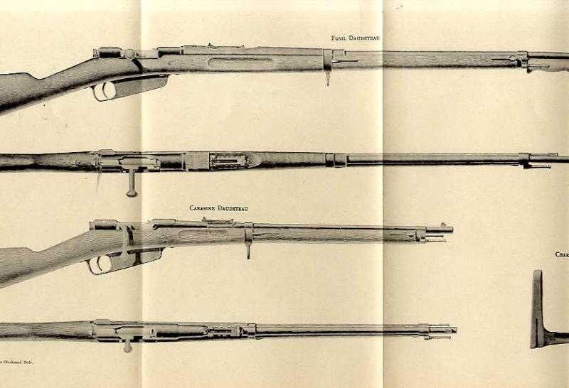 Précision d'un mousqueton Berthier - Page 2 Daudet10