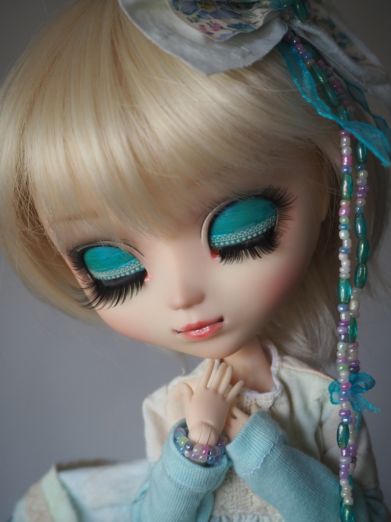 [Vends]Pullip BellaDolla,Pullips Crystal doll + P6140010