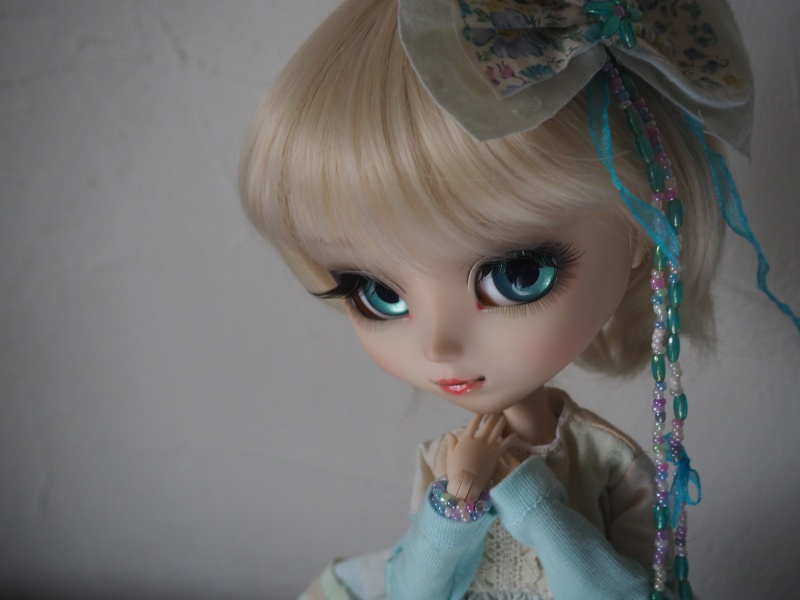 [Vends]Pullip BellaDolla,Pullips Crystal doll + P6140011