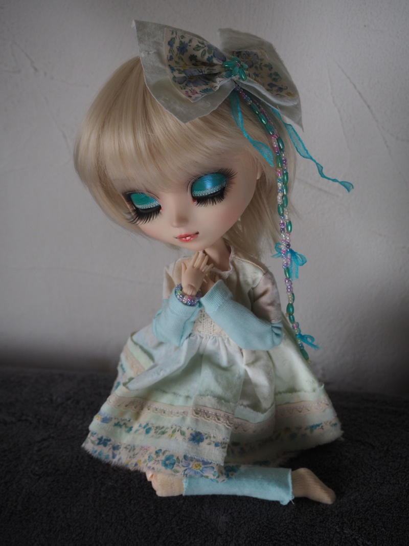 [Vends]Pullip BellaDolla,Pullips Crystal doll + P6140012