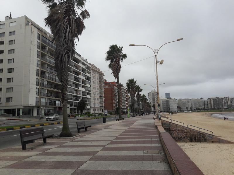 Le 26 Août 2016. Montevideo Uruguay. 29ème frontière. 20160822