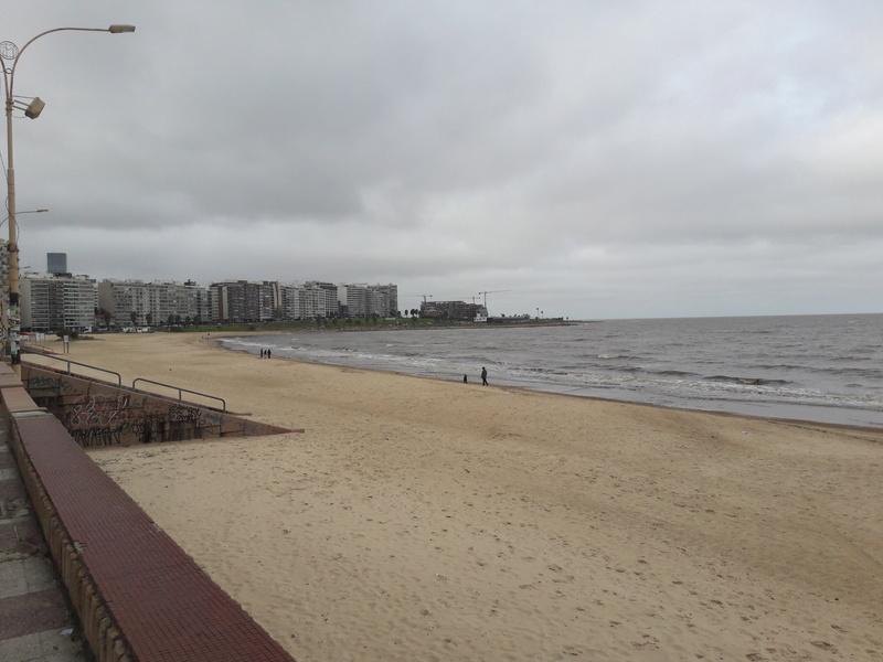 Le 26 Août 2016. Montevideo Uruguay. 29ème frontière. 20160823