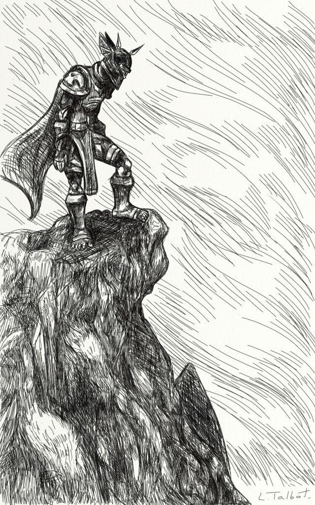 Gribouillis et autres doodles de Kheran Trutek11