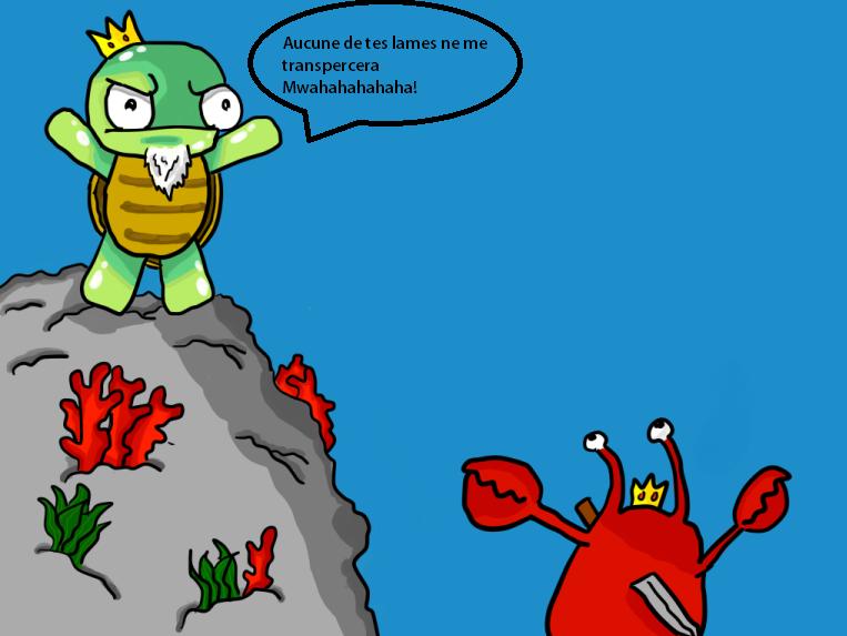 Le roi des tortue Tortue12