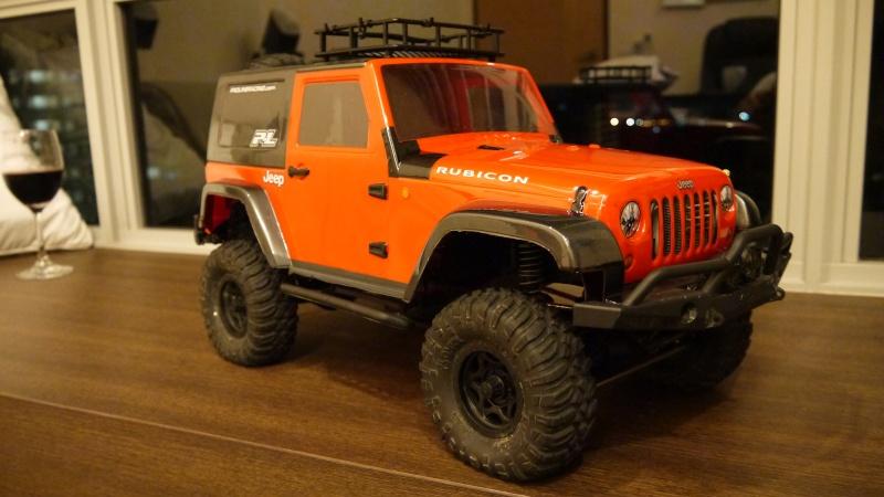 rubicon - Proline Jeep Rubicon -2dr P1050613