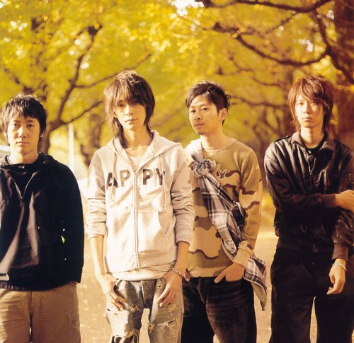 [J-rock] BUMP OF CHICKEN Bumpof10