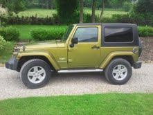 Jeep France  (millionième Jeep Wrangler JK) Mail12