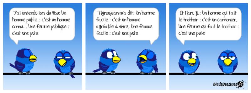 Les Birds et la culture du Forum 14712711