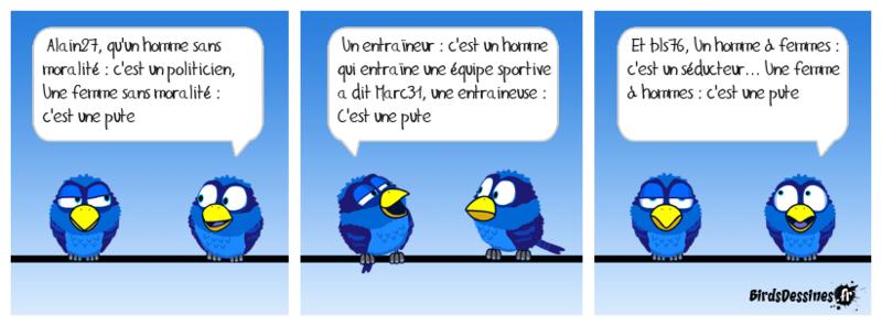 Les Birds et la culture du Forum 14712713