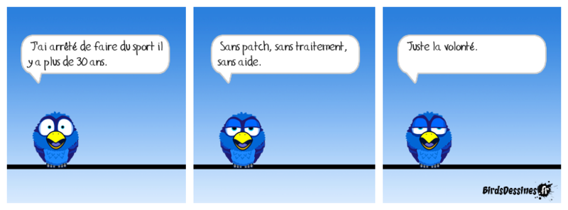 Quelques Birds ? Madmac11