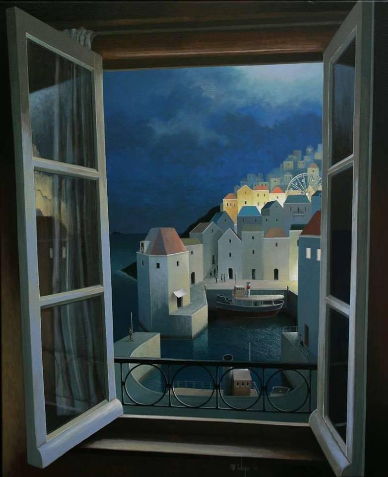 """Gallerie fotografiche : """"Finestra sul mare""""   - Pagina 3 Notte11"""
