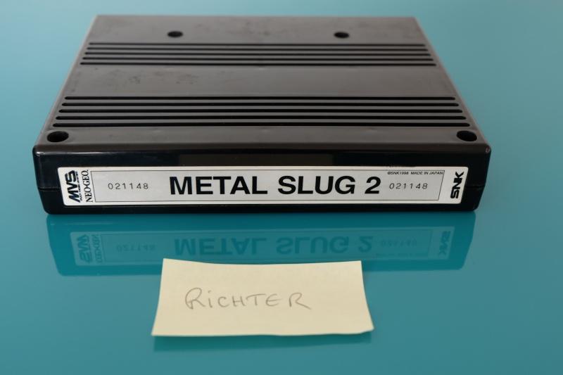 [Vendu] Metal Slug 2 MVS US Dscf4411