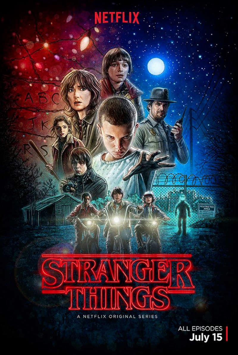 Stranger Things (2016, Matt Duffer et Ross Duffer) 48324410
