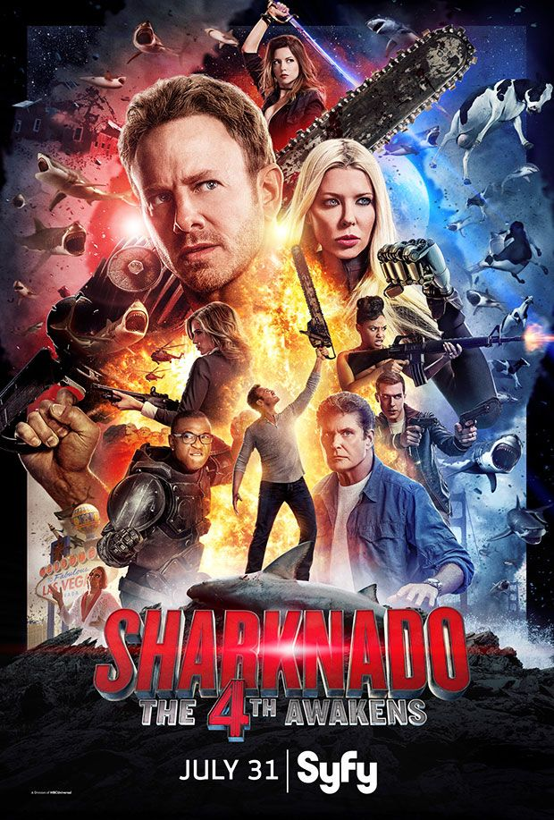 Sharknado: The 4th Awakens (2016, Anthony C. Ferrante) B4eb9010