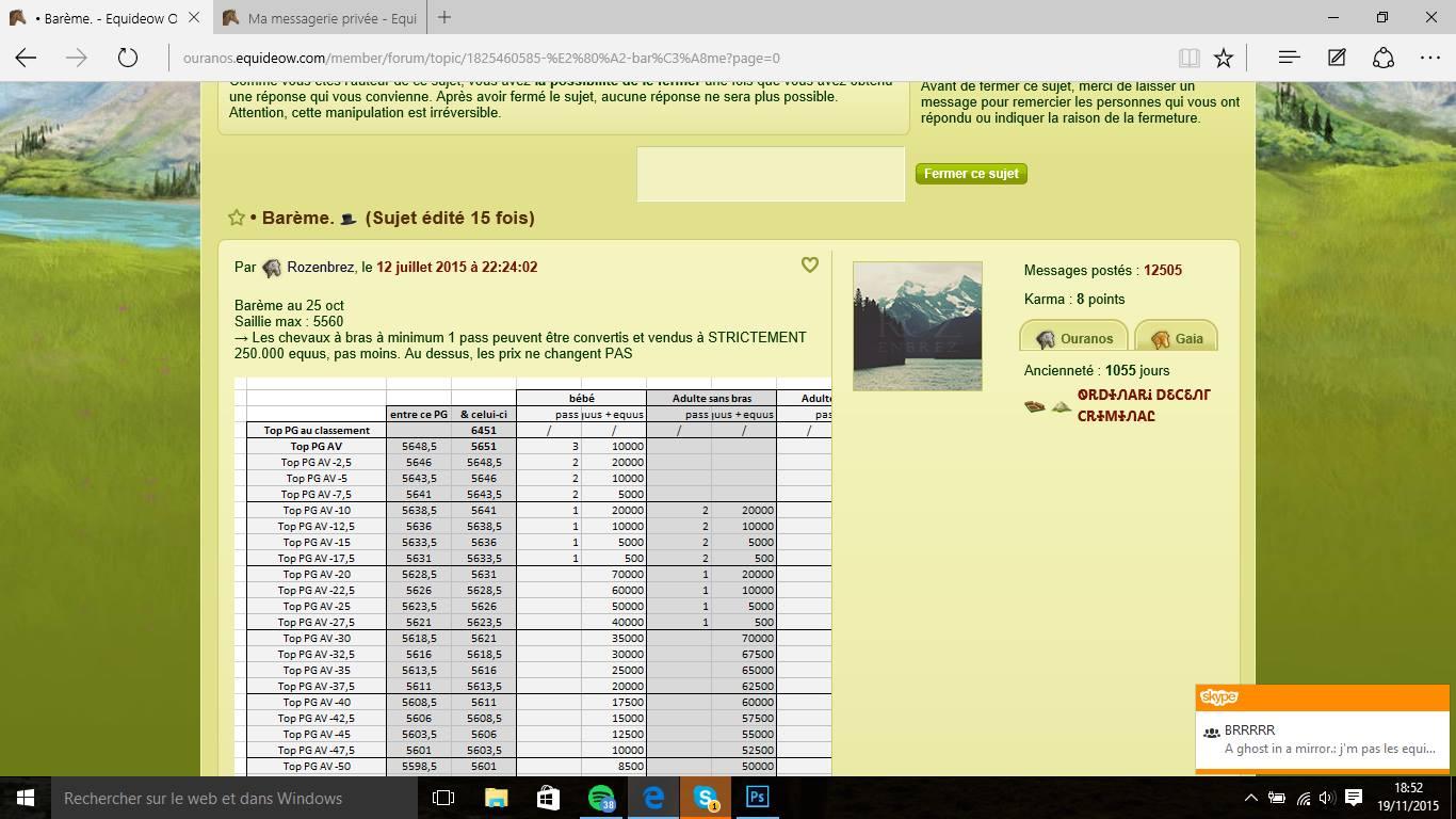 Liste Noire (Arnaqueurs, voleurs...) Baryme14
