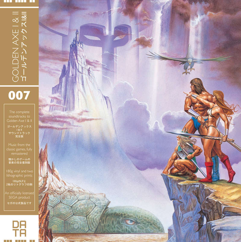 Data discs 07 Golden Axe I & II Front_10