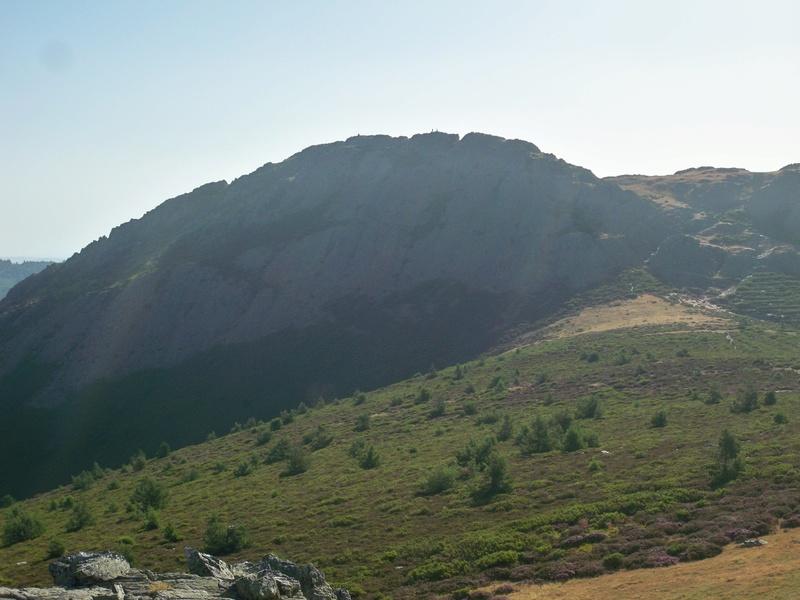 Montañismo: sábado 30 de julio 2016 - Cresta del Dragón y Pico Atalaya (Ayllón) 002_la11