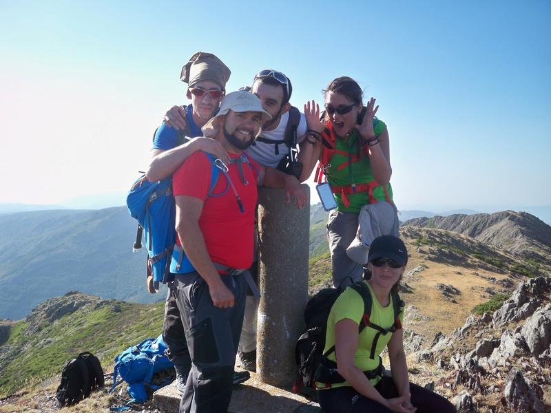 Montañismo: sábado 30 de julio 2016 - Cresta del Dragón y Pico Atalaya (Ayllón) 004_ci10