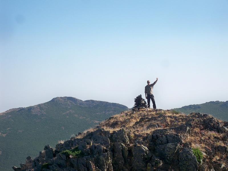 Montañismo: sábado 30 de julio 2016 - Cresta del Dragón y Pico Atalaya (Ayllón) 006_ra10