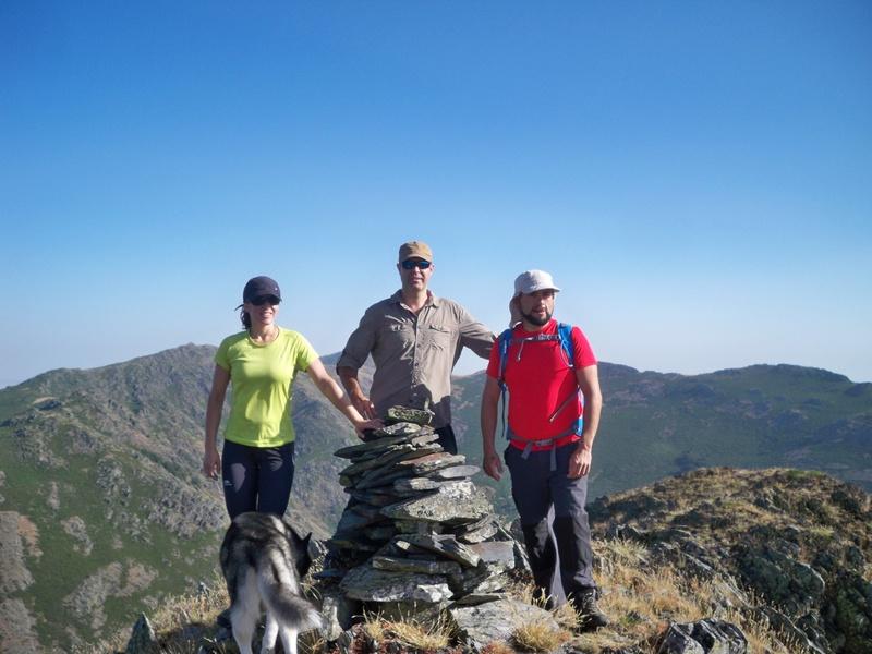 Montañismo: sábado 30 de julio 2016 - Cresta del Dragón y Pico Atalaya (Ayllón) 008_ci10