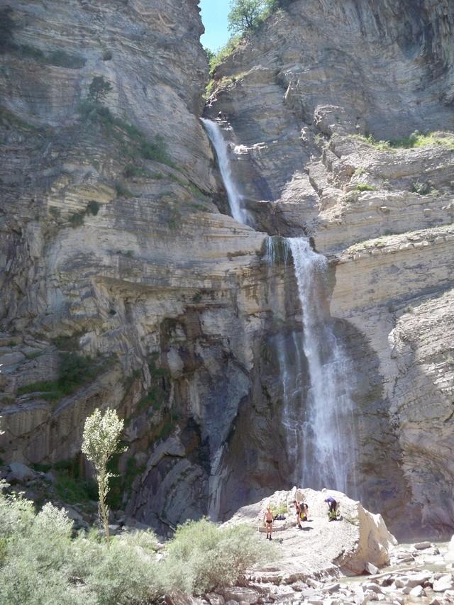 Vía Ferrata: sábado 9 de julio 2016 - Cascada del Sorrosal (Pirineo Oscense) 009_ca10