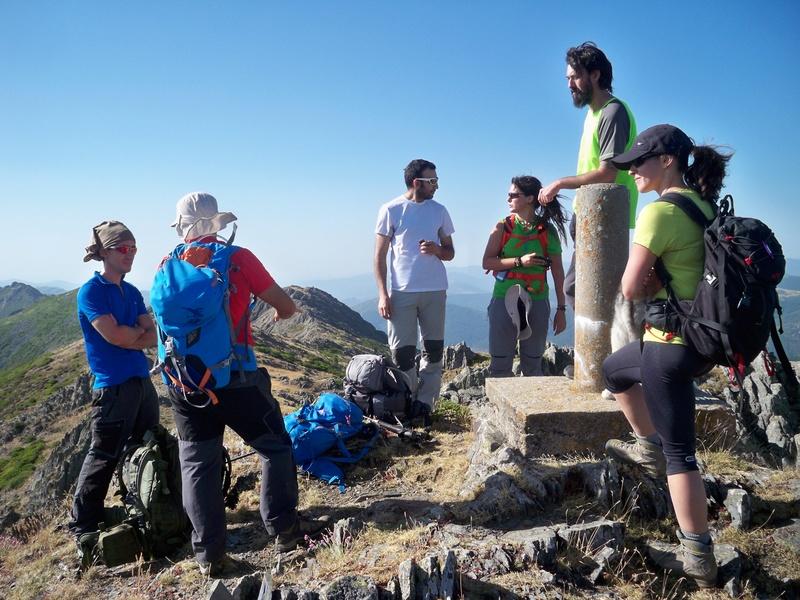 Montañismo: sábado 30 de julio 2016 - Cresta del Dragón y Pico Atalaya (Ayllón) 009_ci10