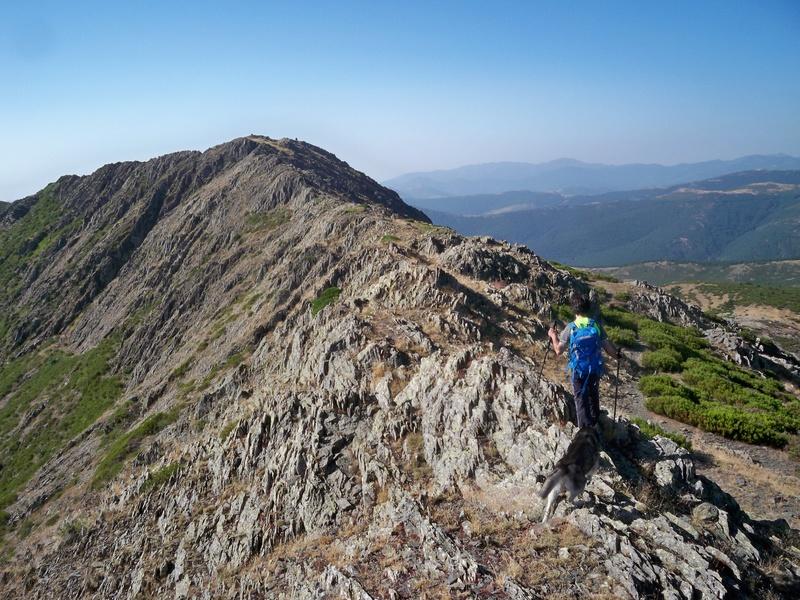 Montañismo: sábado 30 de julio 2016 - Cresta del Dragón y Pico Atalaya (Ayllón) 010_cr10