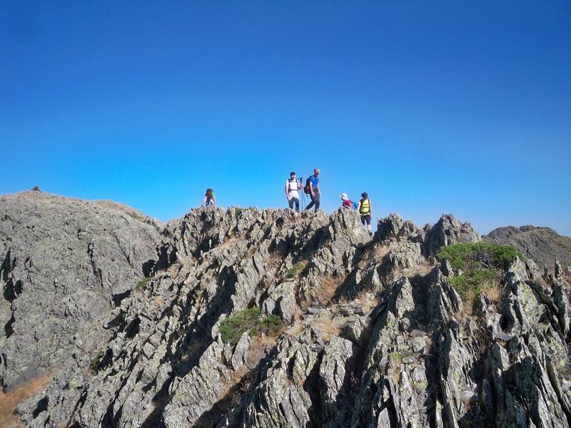 Montañismo: sábado 30 de julio 2016 - Cresta del Dragón y Pico Atalaya (Ayllón) 011_cr10