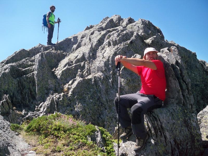 Montañismo: sábado 30 de julio 2016 - Cresta del Dragón y Pico Atalaya (Ayllón) 017_mi10
