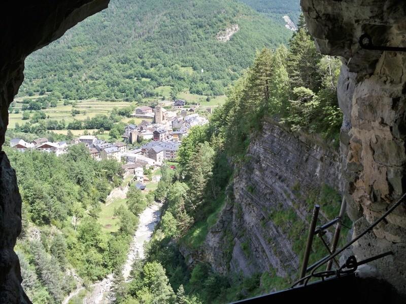 Vía Ferrata: sábado 9 de julio 2016 - Cascada del Sorrosal (Pirineo Oscense) 018_br10
