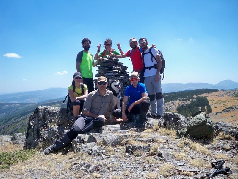 Montañismo: sábado 30 de julio 2016 - Cresta del Dragón y Pico Atalaya (Ayllón) 022_ci10