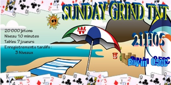 Sunday-Grind-TNT sur WINAMAX buy-in 0.50€ a 21h05 le 17/07 55418714