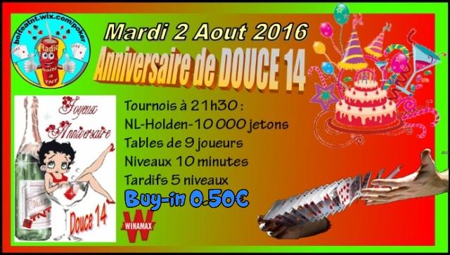 Anniversaire de douce14 sur WINAMAX buy-in 0.50€ a 21h30 le 02/08 Df2acc10
