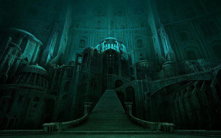 Descriptif des forteresses et principaux lieux de pouvoirs du royaume de Nalo-Zaï Afa88010
