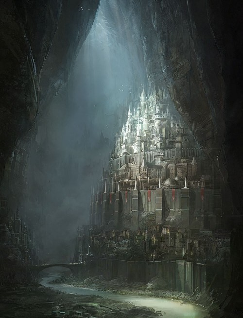 Descriptif des forteresses et principaux lieux de pouvoirs du royaume de Nalo-Zaï Underg10