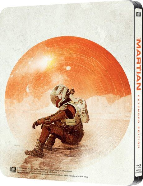 The Martian (Seul sur Mars ): Zaavi Exclusive Limited Edition 03/10/16 13900210