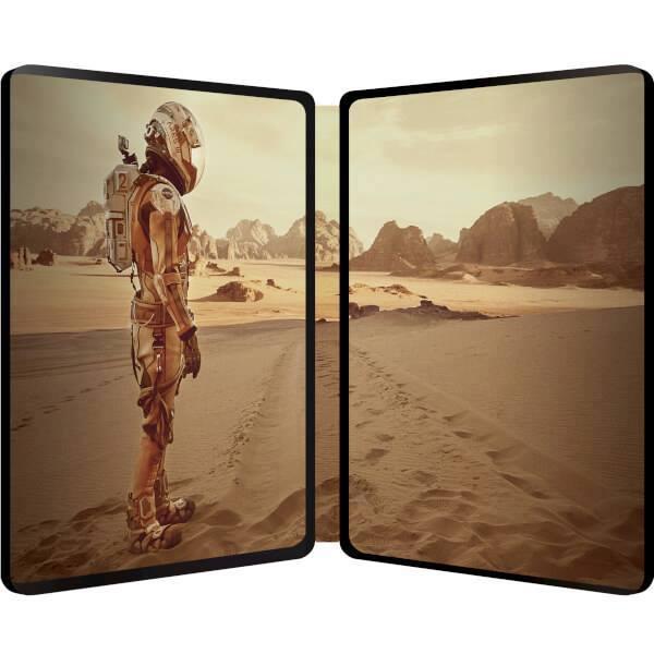 The Martian (Seul sur Mars ): Zaavi Exclusive Limited Edition 03/10/16 13920610